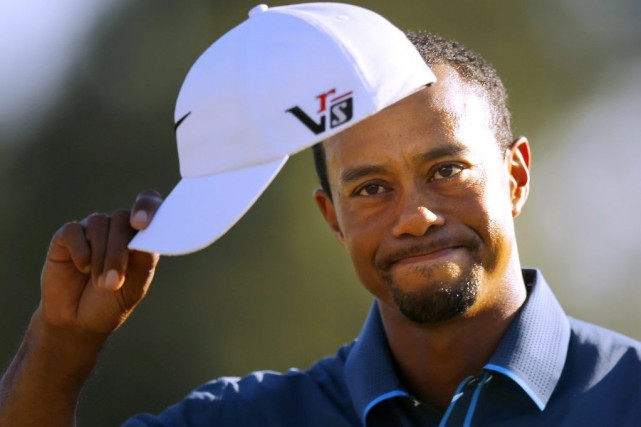Tiger Woods... (Photo archives Reuters)