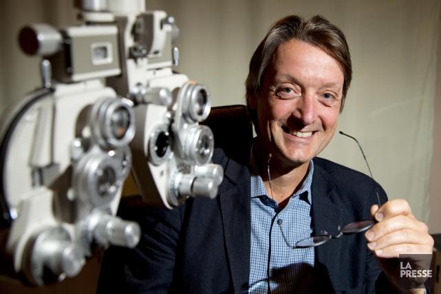 Le docteur Benoît Frenette est catégorique: les écrans... (Photo Alain Roberge, La Presse)