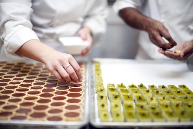 On peut suivre l'ASP en pâtisserie de restauration... (Photo archives La Presse Canadienne)
