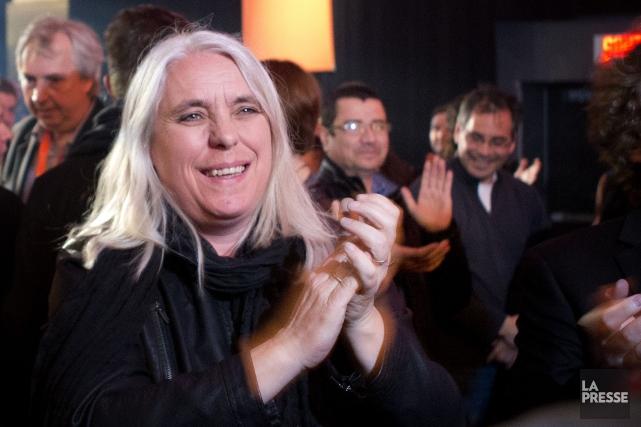 Manon Masséavait remporté son siège avec une majorité... (Photo Marco Campanozzi, archives La Presse)