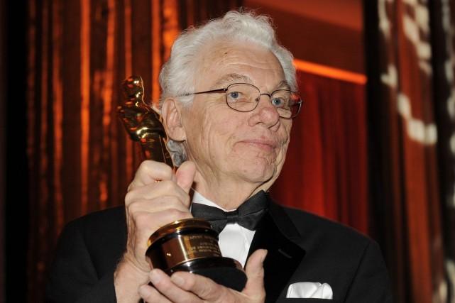 Gordon Willisavait été nommé deux fois aux Oscars.... (Photo Chris Pizzello, Archives AP)
