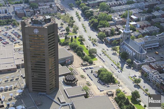 Le « secret » entourant la mise en vente de la Maison Radio-Canada a fait... (Photo: François Roy, archives La Presse)