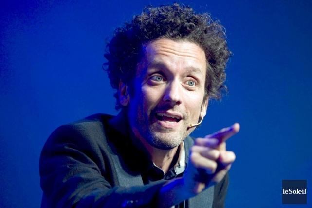 André Sauvé présentera les 29, 30 et 31... (Photo: Steve Deschênes, archives Le Soleil)