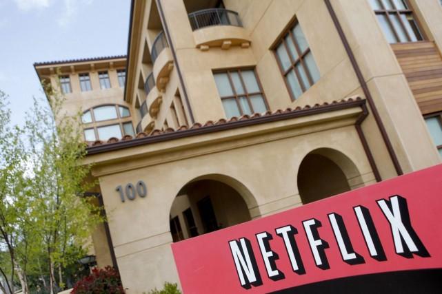 Le géant américain de la vidéo en ligne Netflix va transférer son siège... (Photo Ryan Anson, archives AFP)