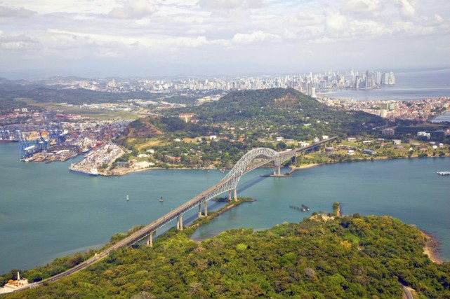 Panamá... (Photo Digital/Thinkstock)