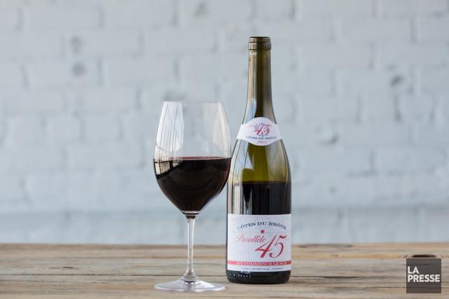 Maison dont les vins se sont beaucoup améliorés au cours des dernières années,... (PHOTO EDOUARD PLANTE-FRÉCHETTE, LA PRESSE)