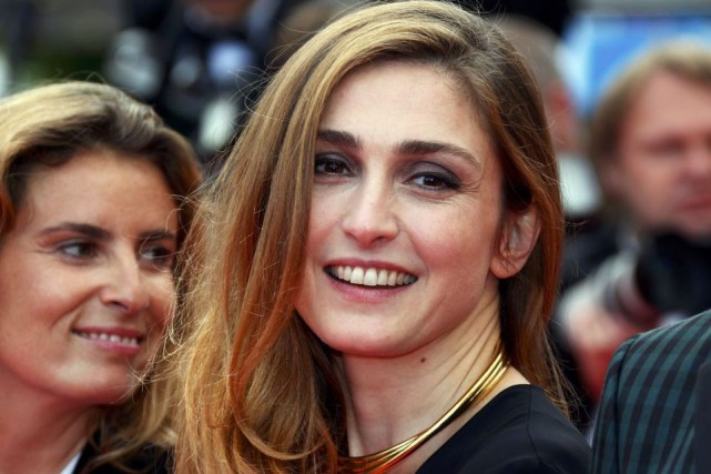 Julie Gayet... (Photo: archives Reuters)