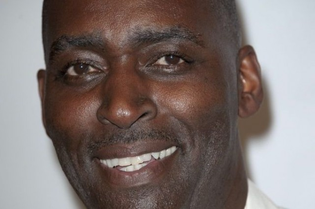 Michael Jace... (Photo: archives AP)