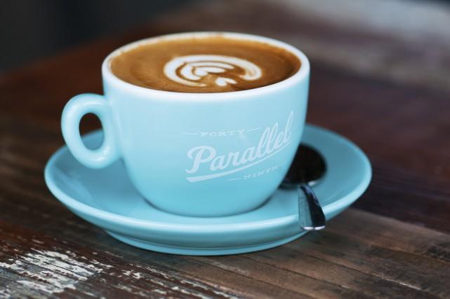 Rien de mieux le matin à Vancouver qu'un... (Photo fournie par 49th Parallel Coffee)