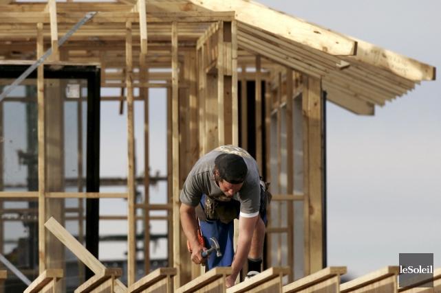 Le tiers des nouvelles constructions institutionnelles sont certifiées... (Photothèque Le Soleil)