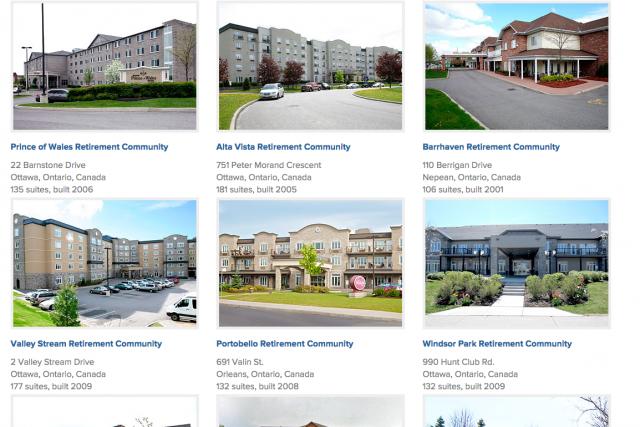 Regal Lifestyles Communities (T.RLC) a annoncé mardi avoir... (Photo tirée du site web)
