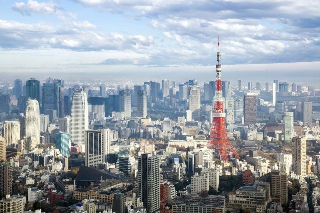 Le Japon table sur un doublement, 20 millions... (Photo Digital/Thinkstock)