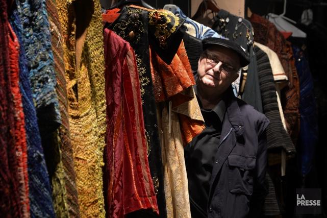 François Barbeau fera l'objet, à partir du 25... (Photo: Bernard Brault, La Presse)