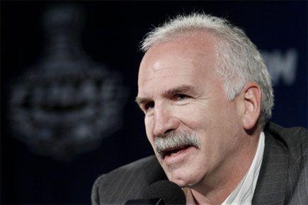 L'entraîneur-chef des Blackhawks de Chicago s'attend à ce... (Photo: PC)