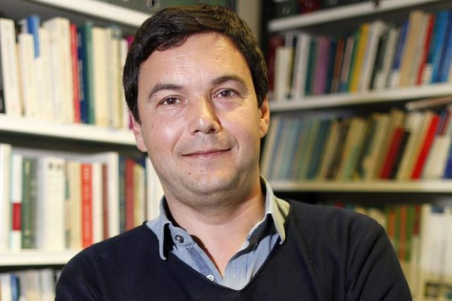 Thomas Piketty... (PHOTO CHARLES PLATIAU, ARCHIVES REUTERS)