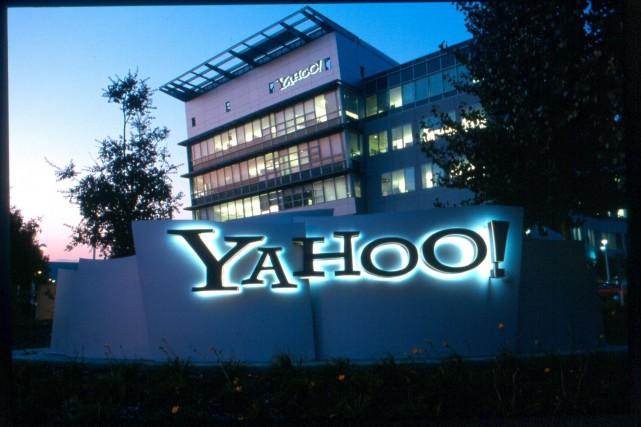 Le groupe Yahoo!, qui vient d'annoncer un important virage stratégique, est un... (Photo Yahoo!)