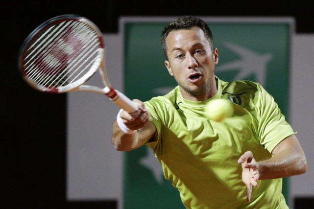 Philipp Kohlschreiber... (Photo Max Rossi, archives Reuters)