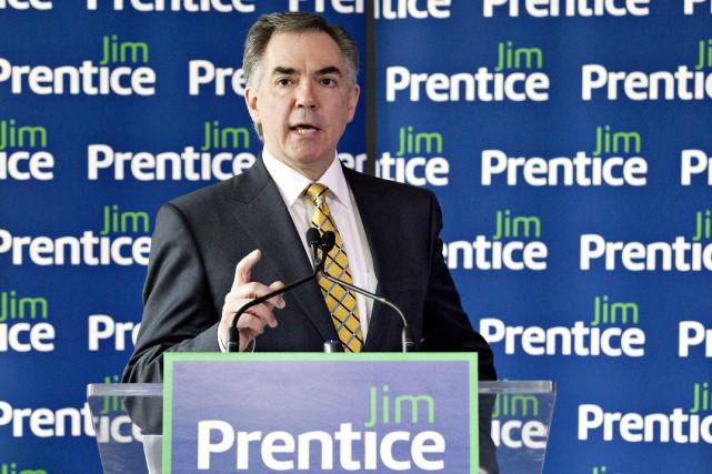 Jim Prenticea occupé trois postes au sein du... (PHOTO JASON FRANSON, LA PRESSE CANADIENNE)