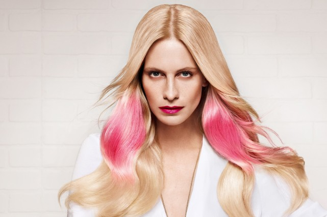 L'Oréal Professionnel a établi trois tendances phares pour... (Photo fournie par L'Oréal Professionnel)