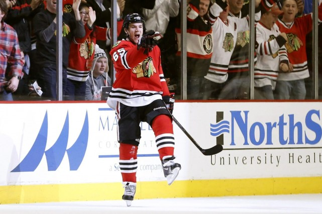 Andrew Shaw... (Photo Charles Rex Arbogast, archives Associated Press)