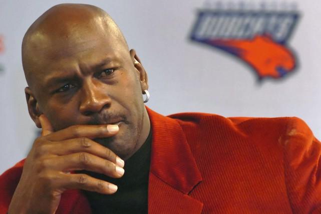 Michael Jordan... (Photo archives Associated Press)