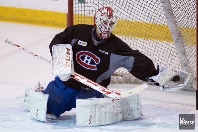 Dustin Tokarski... (Photo Ryan Remiorz, La Presse Canadienne)