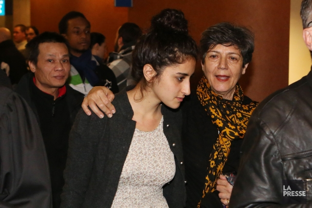 Yalda Machouf-Khadir reviendra devant le juge Jean-Pierre Boyer... (Photo Martin Chamberland, La Presse)