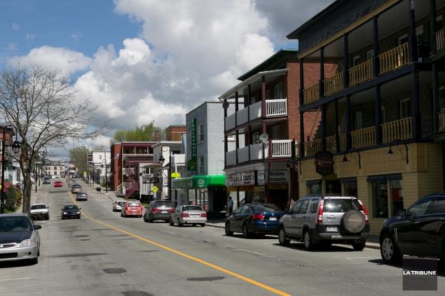Les Sherbrookois sont invités à repenser leur centre-ville. Dans le cadre du... (Imacom, René Marquis)
