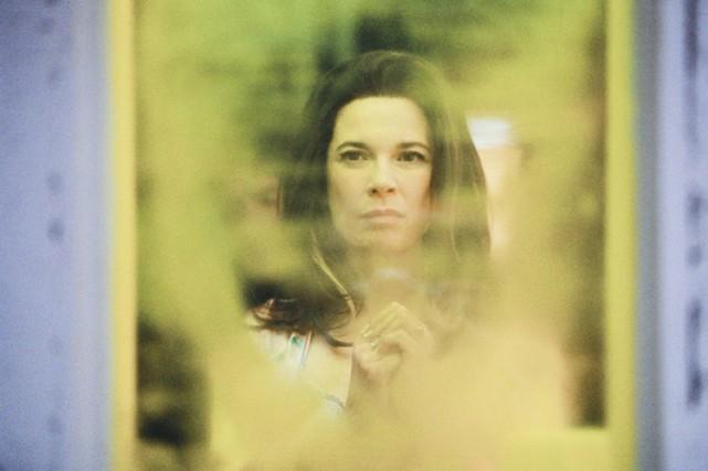 Anne Dorval joue une veuve monoparentaledansMommy.... (Photo : Shayne Laverdière)