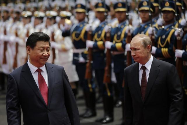 L'entourage du président Poutine s'est empressé hier de... (Photo Carlos Barria, archives Reuters)