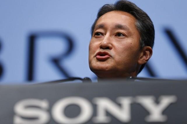 «La restructuration de l'activité centrale de l'électronique dure... (Photo Shizuo Kambayashi, AP)
