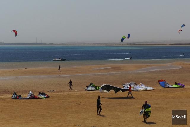 La baie de Soma s'impose comme la destination... (Photo Yves Ouellet, Le Soleil)