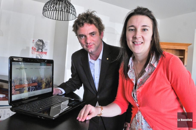 La chambre de m kinac refait son site internet louise for Chambre commerce sherbrooke