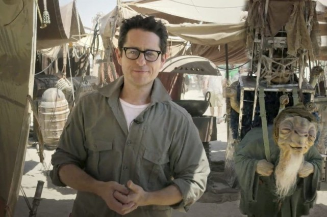 J.J. Abrams... (Photo: AP)