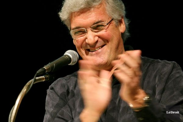 Pinchas Zukerman... (Patrick Woodbury, archives Le Droit)