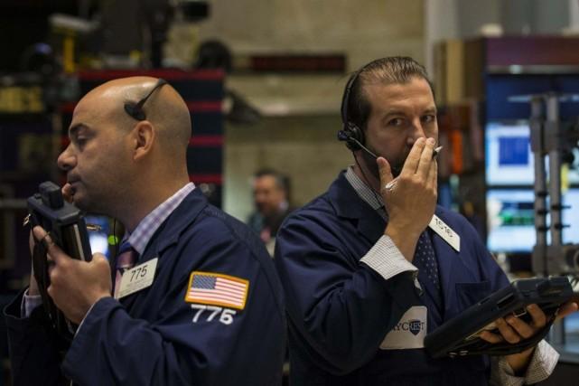 «Le marché fait preuve de sentiments partagés dans... (PHOTO BRENDAN MCDERMID, ARCHIVES REUTERS)