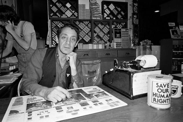 Harvey Milk a été assassiné en novembre 1978.... (PHOTO ARCHIVES AP)