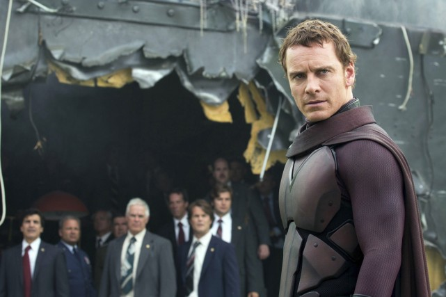 Michael Fassbender dans X-Men: Days of Future Past.... (Photo: fournie par 20th Century Fox)
