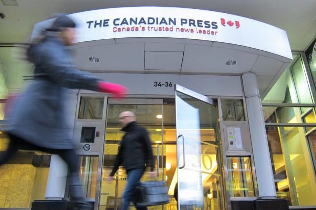 Le fournisseur de nouvelles La Presse Canadienne n'échappe pas à la crise qui... (Photo archives La Presse Canadienne)