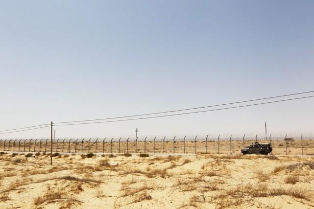 Chaque année, des milliers de citoyens de l'Érythrée,... (PHOTO RONEN ZVULUN, ARCHIVES REUTERS)