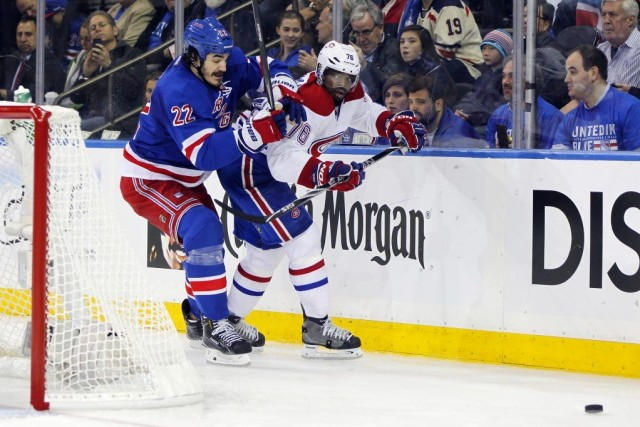 P.K. Subban n'a pas connu son meilleur match, jeudi.... (Photo Andy Marlin, USA TODAY Sports)
