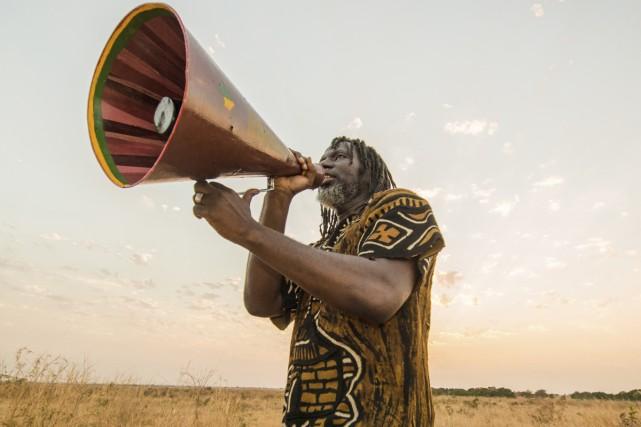 Un habitué du festival, Tiken Jah Fakoly, de... (Photo: fournie par Nuits d'Afrique)