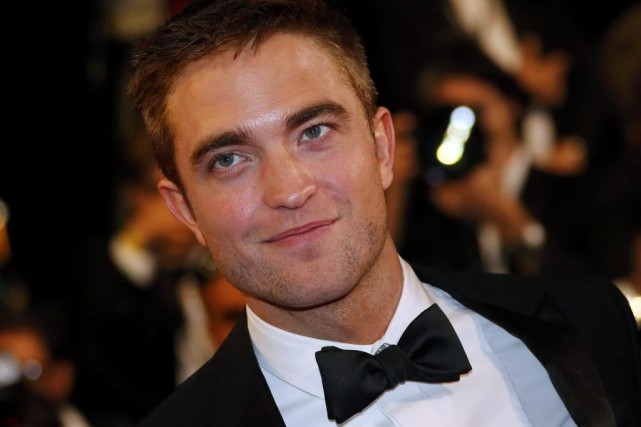 Robert Pattinson lors de la projection du film... (PHOTO ARCHIVES REUTERS)