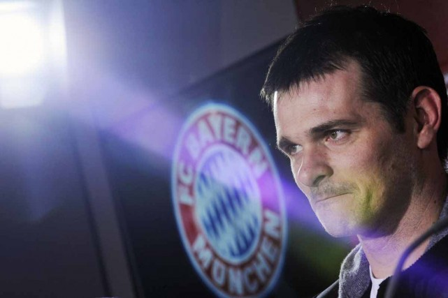 Willy Sagnol... (Photo: AP)