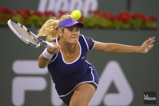 Aleksandra Wozniak... (Photo d'archives, Associated Press)