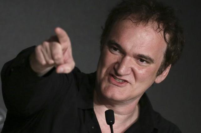 Quentin Tarantino... (Photo: AP)
