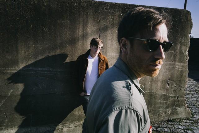 The Black Keys, formé de Dan Auerbach (à... (Photo: fournie par Warner)