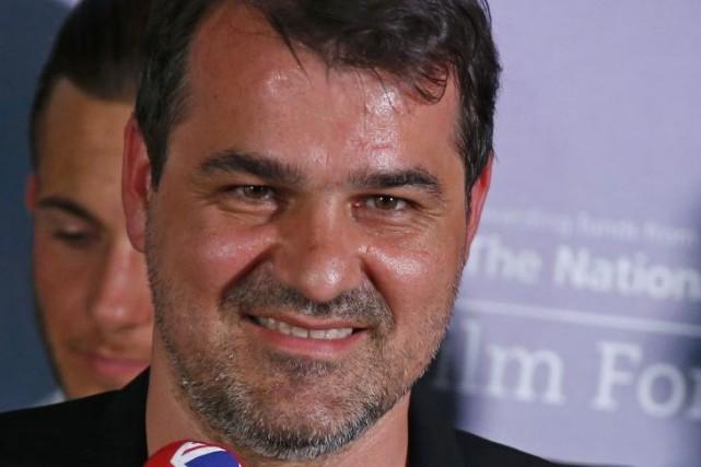 Le réalisateur Kornel Mundruczo... (Photo: Reuters)
