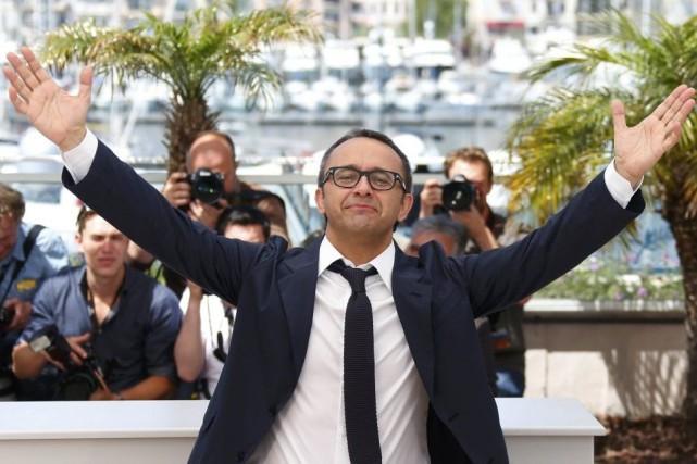 Le réalisateur Andrey Zvyagintsev... (Photo: Reuters)