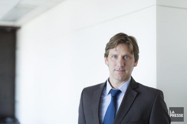Eric Szöghy est vice-président et gestionnaire de portefeuille... (PHOTO ÉDOUARD PLANTE-FRÉCHETTE, LA PRESSE)